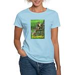 SQUIRREL! Women's Light T-Shirt
