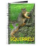 SQUIRREL! Journal