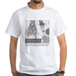 Small Business Loan White T-Shirt