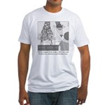 Small Business Loan Fitted T-Shirt