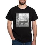 Atomic Bomb (No Text) Dark T-Shirt