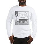 Atomic Bomb (No Text) Long Sleeve T-Shirt