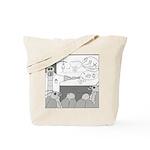 Atomic Bomb (No Text) Tote Bag