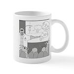 Atomic Bomb (No Text) Mug