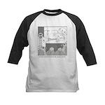Atomic Bomb Kids Baseball Jersey