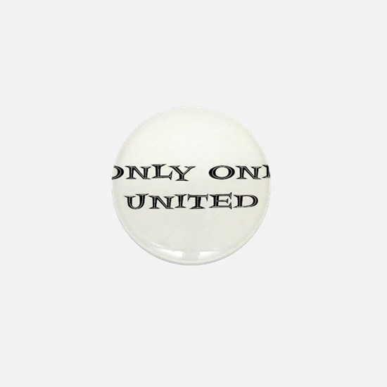 Only One United Mini Button