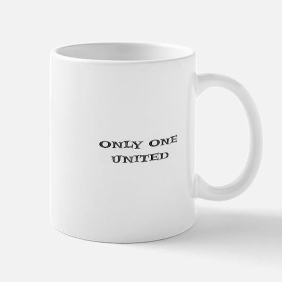 Only One United Mug
