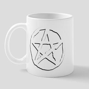 Pentagram Shadow Mug