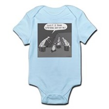 Mosquitoes Camping Infant Bodysuit