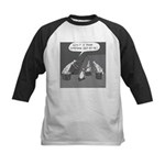 Mosquitoes Camping Kids Baseball Jersey
