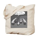 Mosquitoes Camping Tote Bag