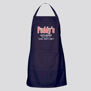 Puddy's Auto Repair Seinfield Apron (dark)