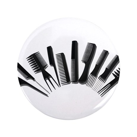 """Array Combs 3.5"""" Button (100 pack)"""