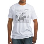 Yee Haw!!! Fitted T-Shirt