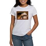 Don't Give Me Attitude! Women's T-Shirt