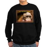 Don't Give Me Attitude! Sweatshirt (dark)