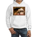 Don't Give Me Attitude! Hooded Sweatshirt
