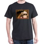Don't Give Me Attitude! Dark T-Shirt