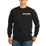 Nuremberg II Long Sleeve Dark T-Shirt