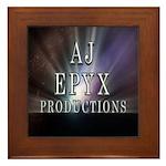 AJ Epyx Productions Framed Tile
