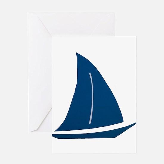 Unique Nautical Greeting Card