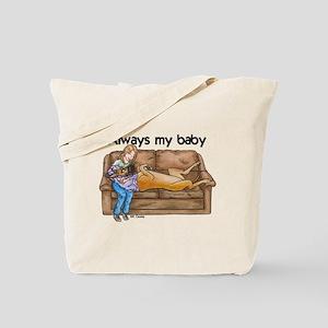 CF Always my baby Tote Bag
