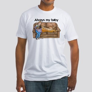 CF Always my baby Fitted T-Shirt