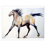 "Small Poster16"" x 20"" Quarter Horse"