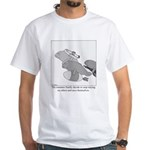 Save the Manatee White T-Shirt