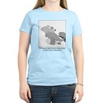 Save the Manatee Women's Light T-Shirt