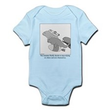 Save the Manatee Infant Bodysuit
