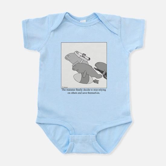 Save the Manatee Infant Bodysuit