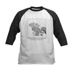 Save the Manatee Kids Baseball Jersey
