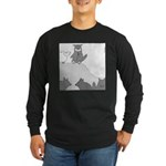 Sheep in Wolf's Clothing (No Text) Long Sleeve Dar