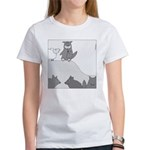 Sheep in Wolf's Clothing (No Text) Women's T-Shirt