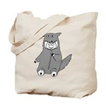 Sheep in Wolf's Clothing Tote Bag
