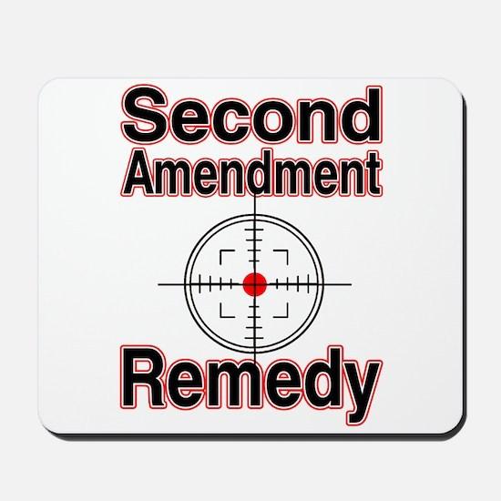 Remedy? Mousepad