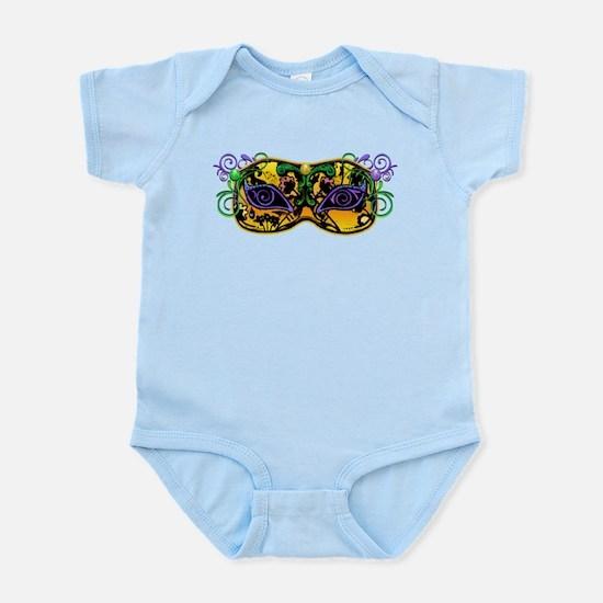 Mardi Gras Muse Infant Bodysuit