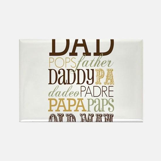 Dad Magnets