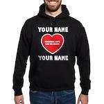 Personal Love Gift Hoodie (dark)