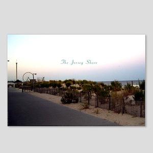NJ Postcards (8) - Jersey Shore