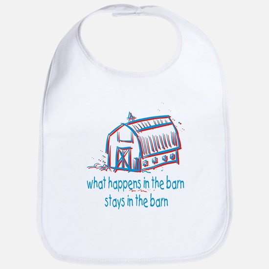 What happens in the barn Bib