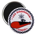 USS BIRMINGHAM Magnet