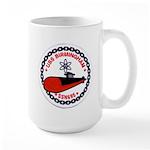 USS BIRMINGHAM Large Mug