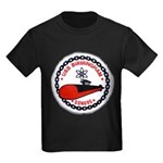 USS BIRMINGHAM Kids Dark T-Shirt