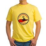 USS BIRMINGHAM Yellow T-Shirt