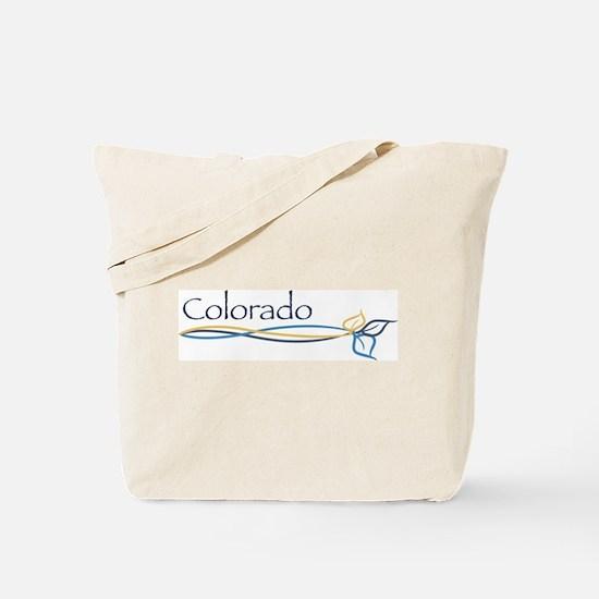 Colorado/Aspen tree branch Tote Bag