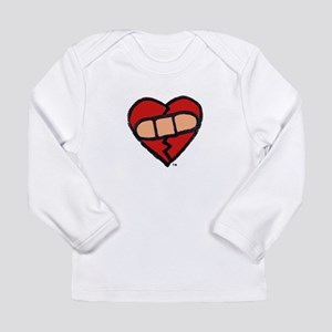 """Mended Heart"" Long Sleeve Infant T-Shirt"