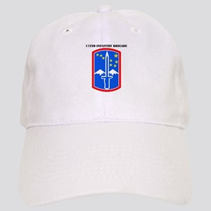 SSI-172nd Infantry Brigade with text Cap