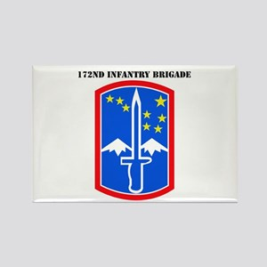 SSI-172nd Infantry Brigade with text Rectangle Mag